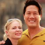 Cedric and Michelle Choan, Adagio San Juan Owners