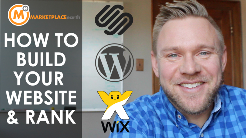 how to build a website for your small business - wordpress vs wix vs squarespace